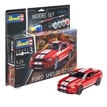 Revell Revell Maket Seti Ford Shelby Renkli